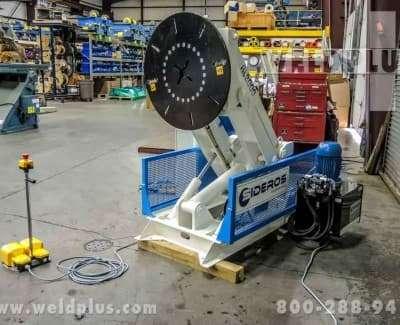4410 lb Sideros Positioner ROTOLIFT