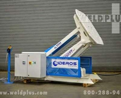 6610 lb Sideros Positioner RL3000