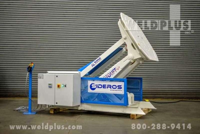 6,610 lb. Sideros Positioner RL3000