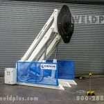 18,730 lb. Sideros Weld Positioner