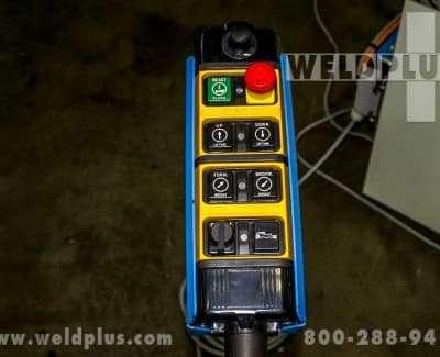 18730 lb Sideros 3 Axis Hydraulic Positioner