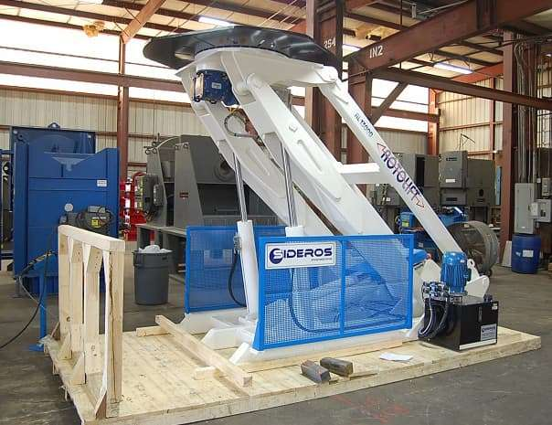 28,600 lb. Sideros Power Lift Positioner