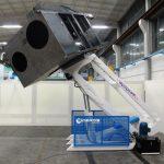 28,600 lb. Sideros Power Lift Positioner