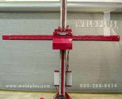 14x12 ft Ransome Manipulator Column Boom