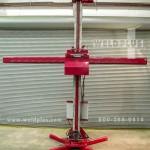 10 x 10 ft. Ransome Welding Manipulator