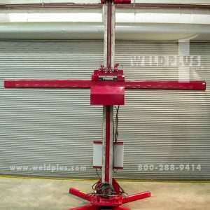 10 x 10 ft. Ransome Welding Manipulator