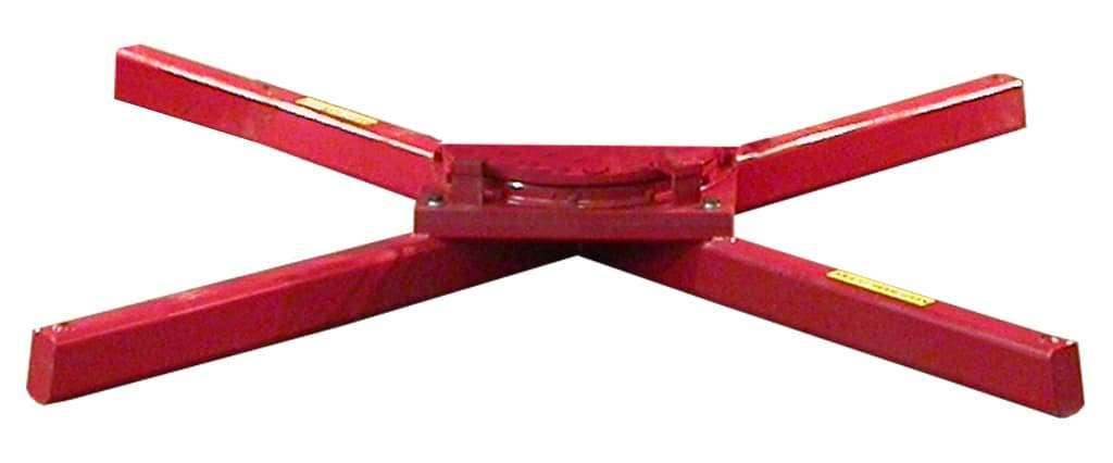 X-Frame Weld Manipulator Base