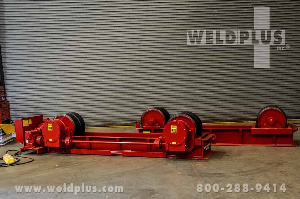 60 Ton Ransome Turning Rolls
