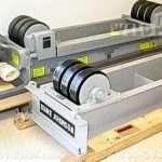 20 Ton Koike-Aronson Turning Rolls
