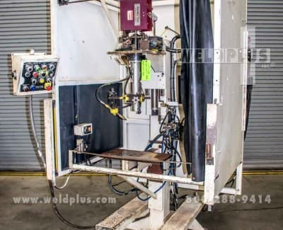 Used Bancroft Weld A Round Circle Welder