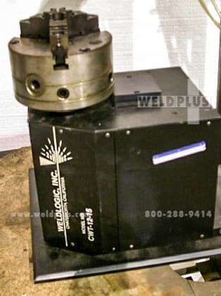 Weldlogic Vertical Weld Positioner