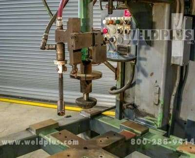 Used Rumble Automated Circle Weld A Round