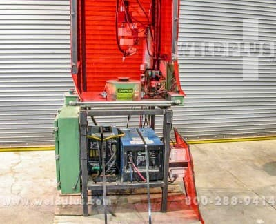 GTAW TIG Weld a Round Machine Technologies