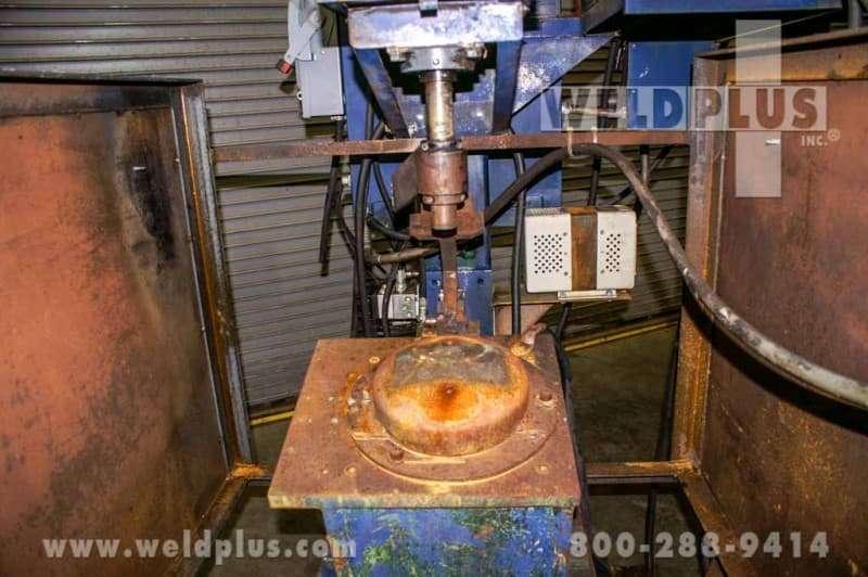 Bancroft Used Weld-a-Round 300 Circle Welder