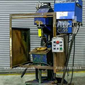 Bancroft Used Weld A Round 300 Circle Welder