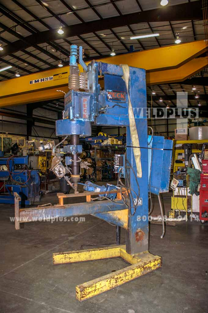 Cecil Peck Circle Welding System