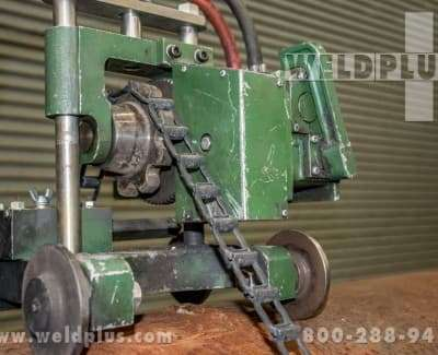 Used Auto Picle Pipe Cutter