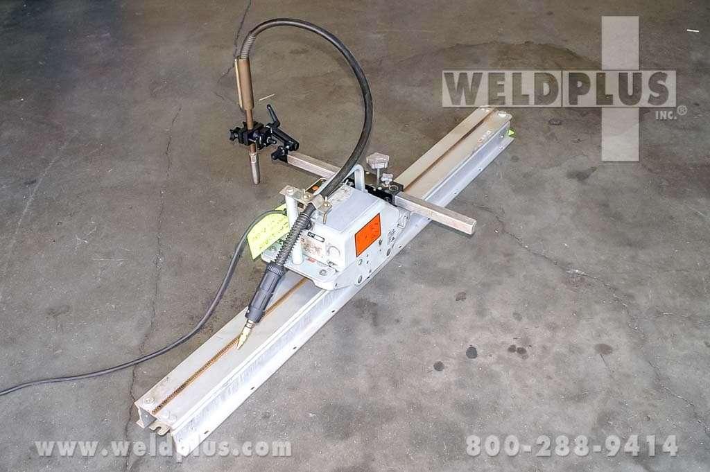 Track Cutting Machine Gullco Kat Gk 191 Weld Plus