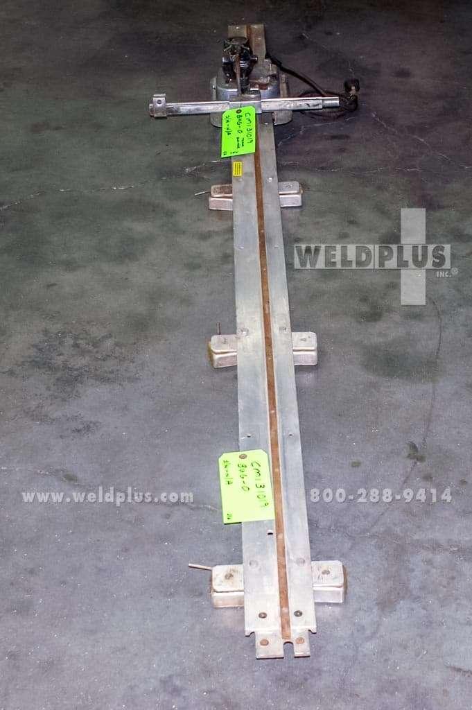 Bug-O Model Mark 3 Track Welding System