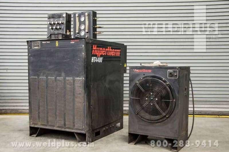HT4400 Hypertherm Plasma Cutter System