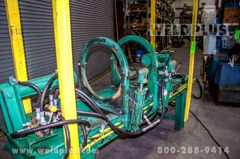 20 Inch Hydraulic Head Press