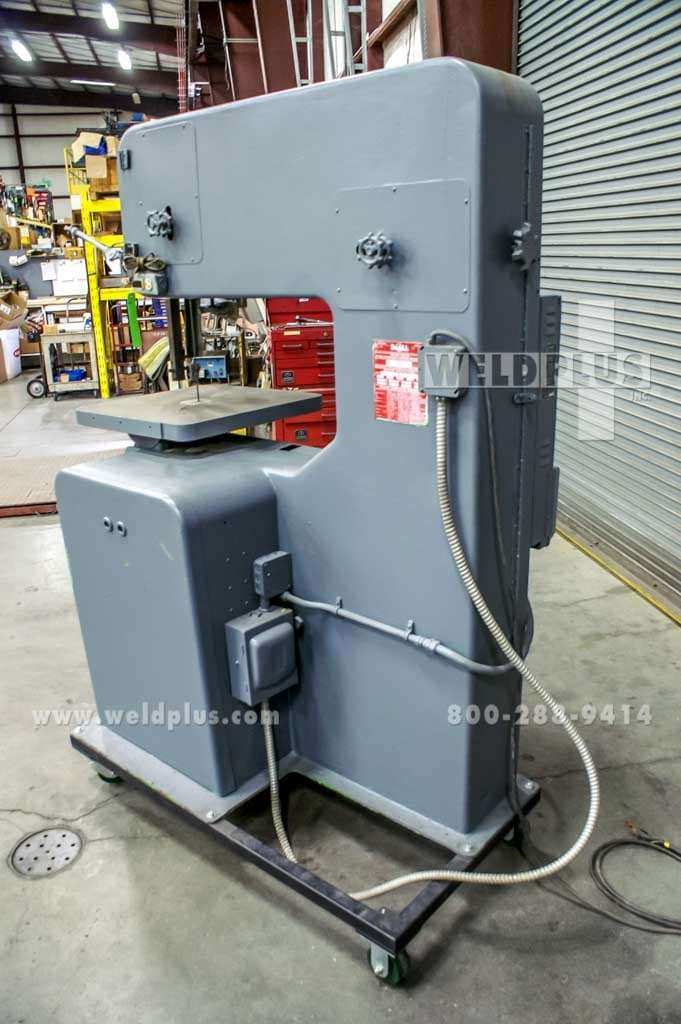 DoAll Vertical Band Saw Model 3012-U