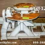 2500 lb Ransome Welding Turntable