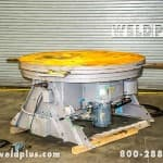 16000 lb Worthington Welding Floor Turntable
