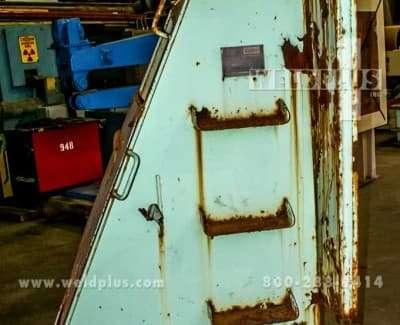 25000 lb Aronson Tailstock Positioner