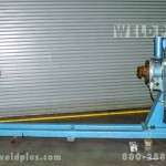 1,000 lb. Bobcat Robotic Headstock Tailstock