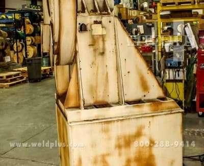 10000 lb 5H Ransome Welding Headstock