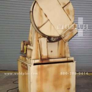 10,000 lb. 5H Ransome Welding Headstock