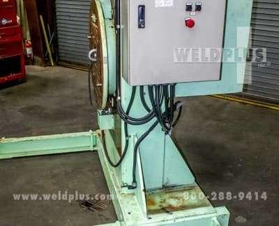 10000 lb Garland Weld Headstock Positioner