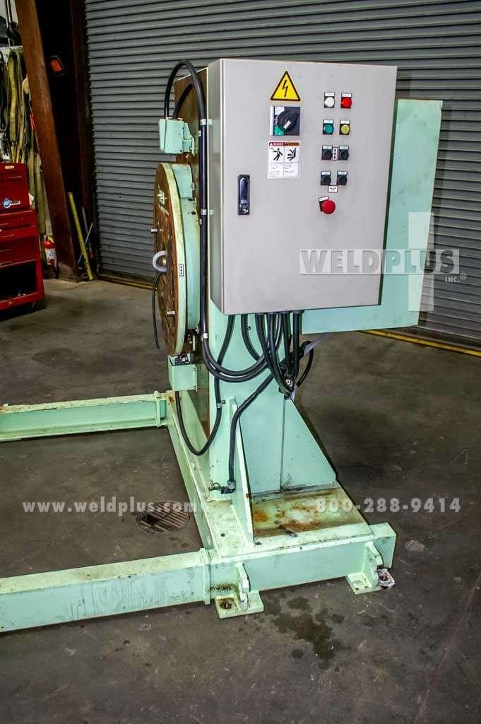10,000 lb. Garland Weld Headstock Positioner