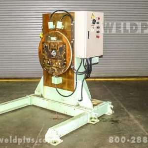 10,000 lb. Garland Weld Headstock Positioner