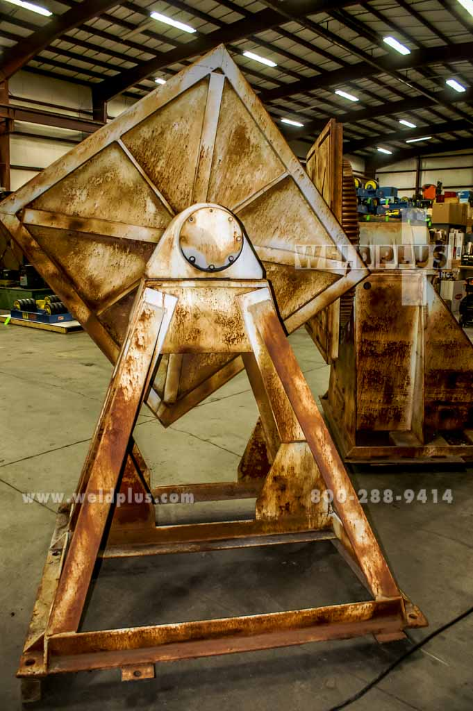 48,000 lb. Worthington Headstock Tailstock Set