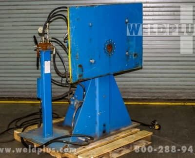 1000 lb Hydraulic Headstock Positioner