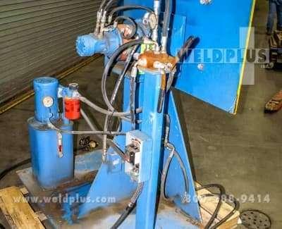 1000 lb Hydraulic Headstock Positioner