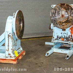 12000 lb Aronson Headstock Tailstock HTS12