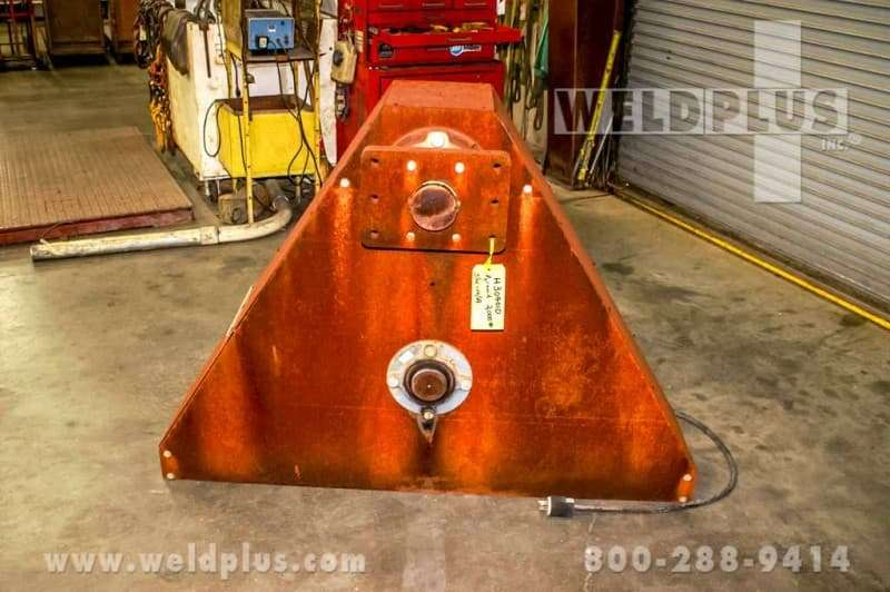 2,000 lbs. Ardmore Headstock Tailstock