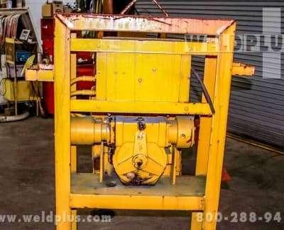 2000 lb Ardmore Beam Headstock Tailstock