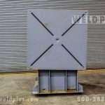 1,6000 lb. Aronson TS16 Tailstock Positioner