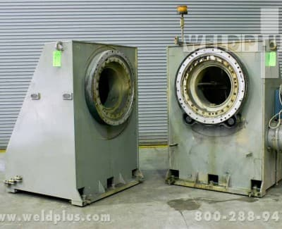 40000 lb Headstock Tailstock HTS40 Aronson