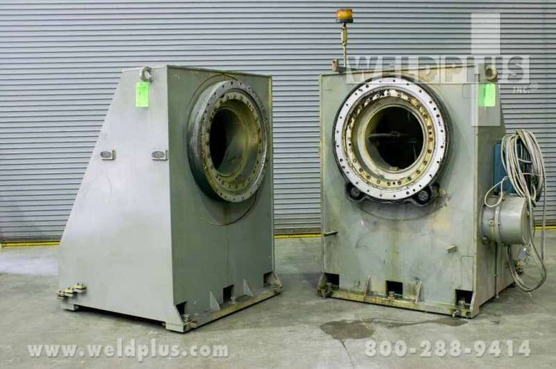 40,000 lb. Headstock Tailstock HTS40 Aronson