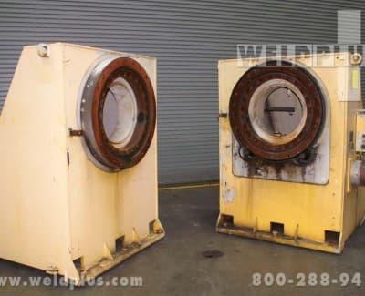 40000 lb HTS40 Aronson Headstock Tailstock
