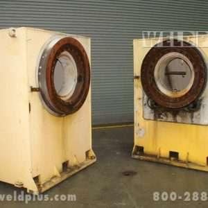 40,000 lb. Headstock Tailstock Aronson HTS40