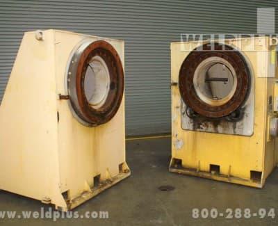 40000 lb Headstock Tailstock Aronson HTS40
