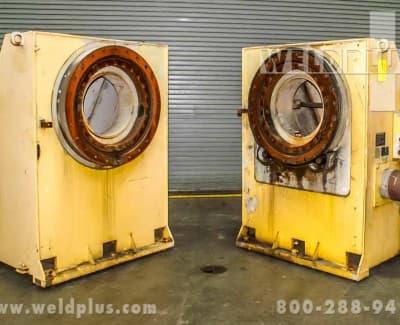 40000 lb Aronson Headstock Tailstock HTS40