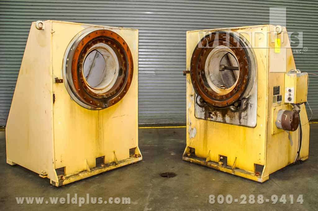 40,000 lb. Aronson Headstock Tailstock HTS40