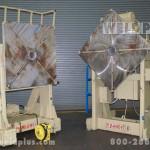 32000 lb Ransome Welding Headstock Tailstock